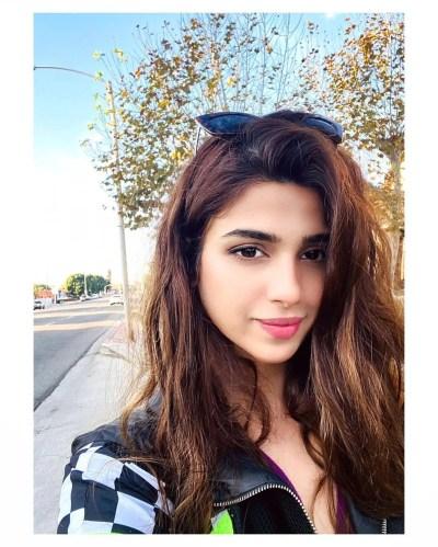 Sonya Hussyn Welcomes her Adorable Niece Syeda Minsa