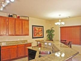 Granite in kitchen of Casa Grande homes for sale