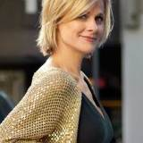 chic bobs haircut for older women