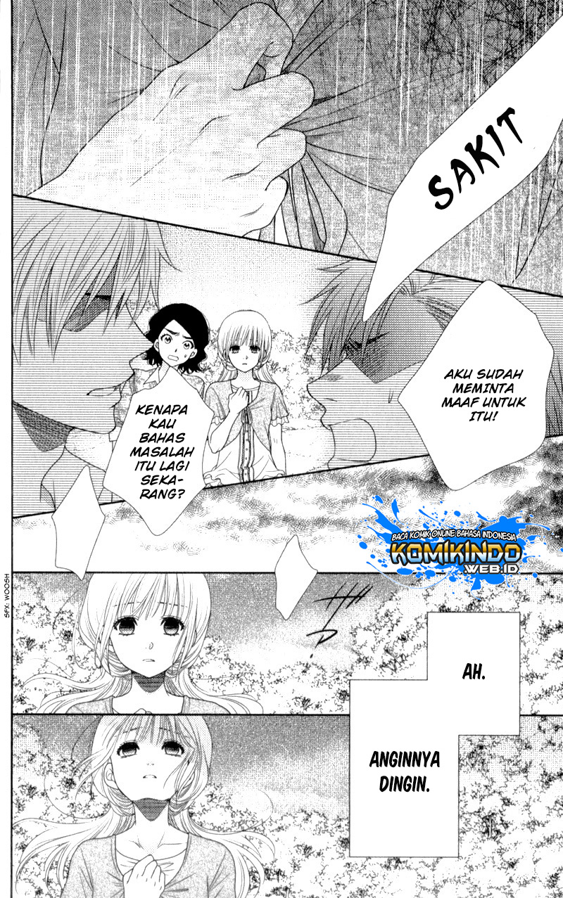 Nanoka no Kare: Chapter 15 - Page 33