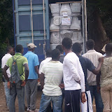 Container Arrival & Offloading in Buea - 100_9060.JPG