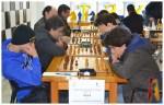 Núcleo de Xadrez de Santo Tirso vs Academia de Xadrez de Barcelos
