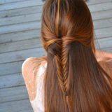 hairstyles for long straight hair 2016