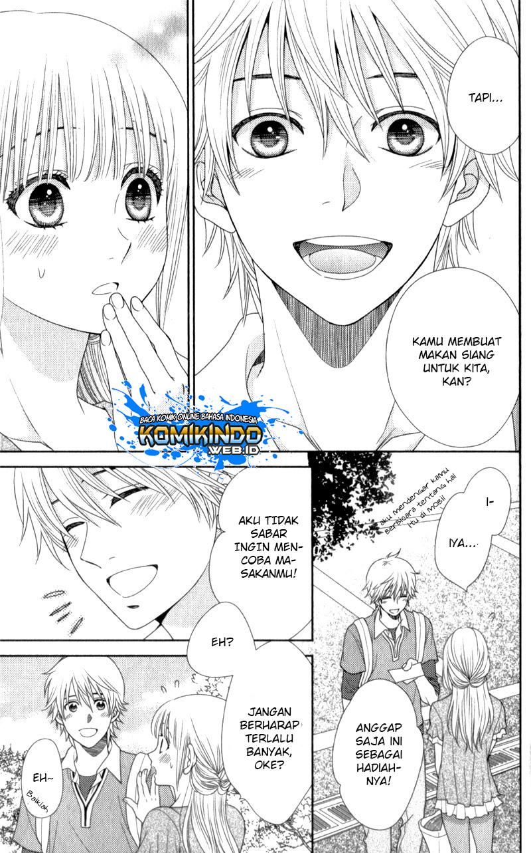 Nanoka no Kare: Chapter 15 - Page 10