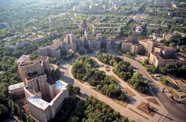 площадь Ленина Харьков