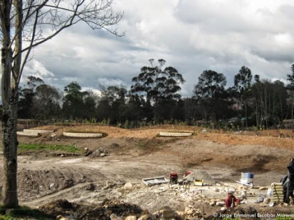 Excavaciones profundas, Club Los Lagartos