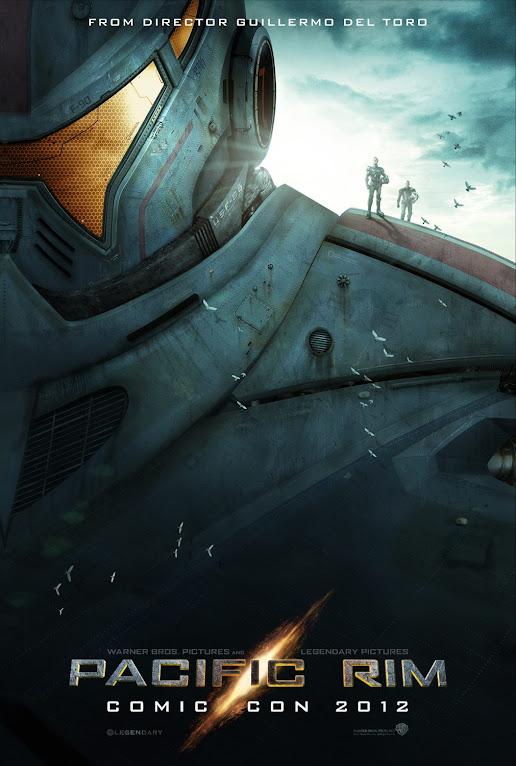 *環太平洋Pacific Rim:菊地凜子操控機器人大戰兇猛怪獸! 1