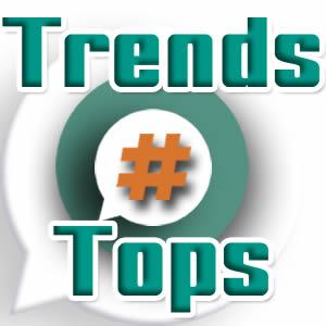 Trends Tops Agregador de Links