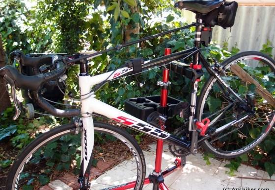 Bicycle Maintenance - Look 555 - Feedback Sports Pro Elite