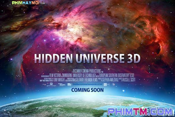 Xem Phim Vũ Trụ Bí Ẩn - Hidden Universe - phimtm.com - Ảnh 1