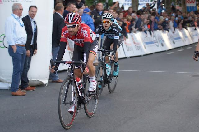 Thomas De Gendt en Julien Vermote