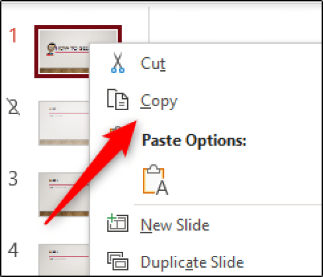 how to link or embed powerpoint in Microsoft word