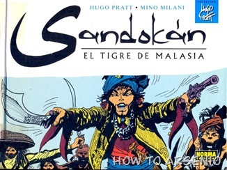 Sandokan 01 por McNates