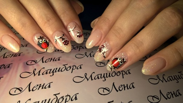 Lovely Nail Art Ideas And Designs Reny Styles