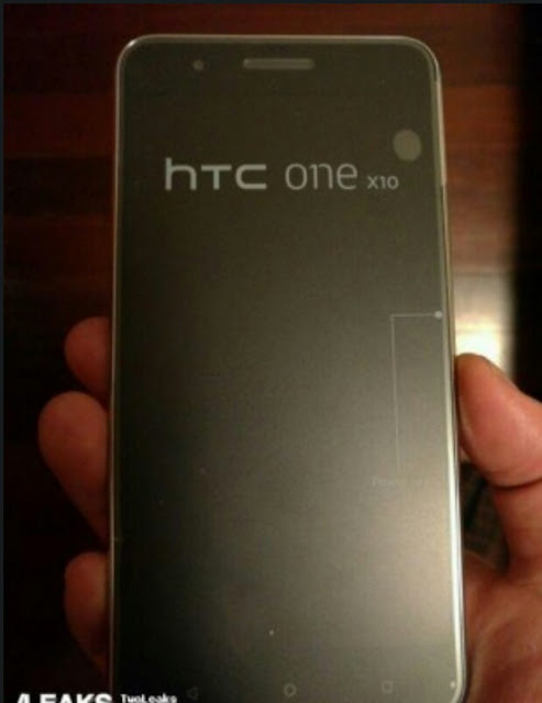 See Leaked Images Of The HTC ONE X10 2
