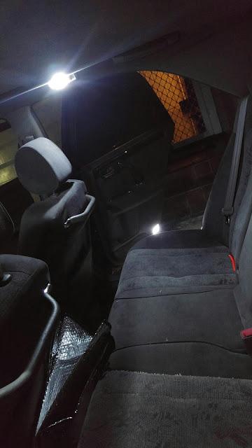 rear map light led