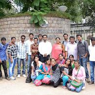 Industry visit doordarshan