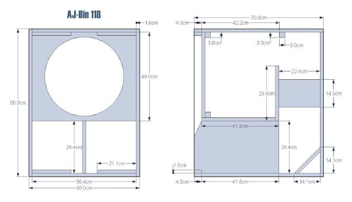 Bass Speaker Cabinet Design Plans Savaeorg