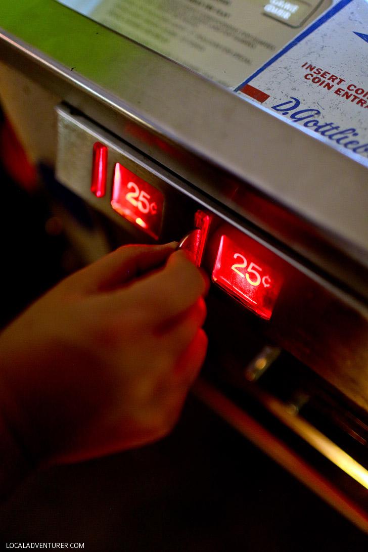 Pinball Hall of Fame Las Vegas NV (Cheap Things to Do in Vegas).