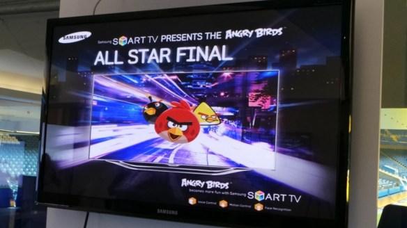 Samsung Angry Birds All Star Final