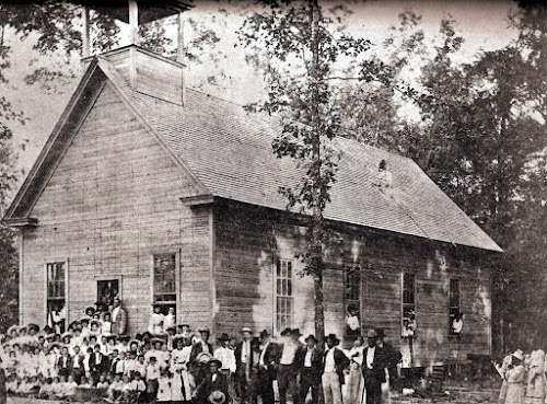 Third Ward School - abt 1904