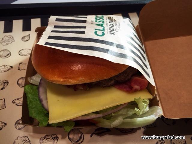 McDonald's Signature Collection