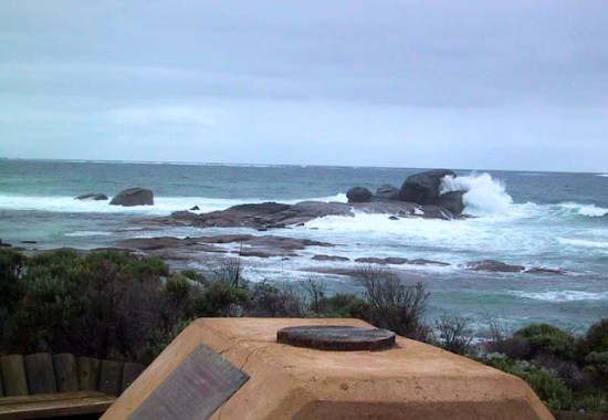 Grace Bussell Memorial - Redgate Beach - Cape to Cape Track