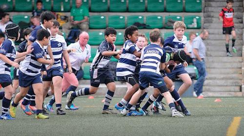Mui Thomas rugby