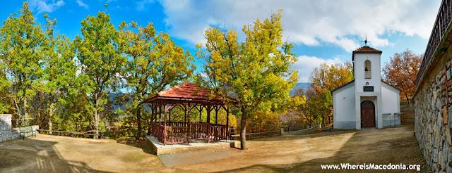 arhangel mihail skocivir 01 - Sv. Arhangel Mihail, Monastery near v. Skochivir - Photo Gallery