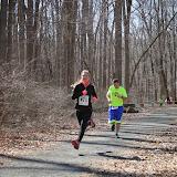 Princeton Athletic Club Institute Woods 6K April 5, 2014 Women's 2nd place Breanne Steinhauer - Hillsborough - 30:35