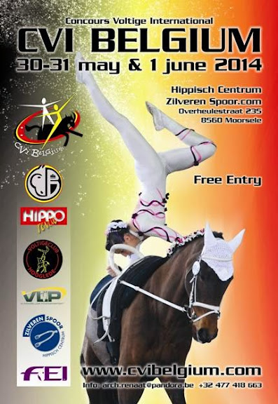 Affiche CVI Belgium Moorsele mei 2014