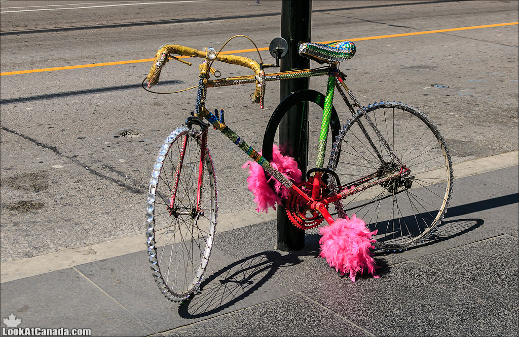 LookAtCanada.com / Канадские велосипеды настолько красивы…   LookAtIsrael.com - Фотографии Израиля и не только...