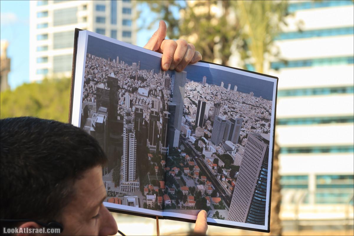 Строительство и ремонт квартала Сарона, Тель-Авив | Building Sarona, Tel Aviv | בניה וחידוש שרונה בתל אביב | LookAtIsrael.com - Фото путешествия по Израилю