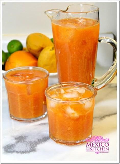 Papaya Agua Fresca (4)