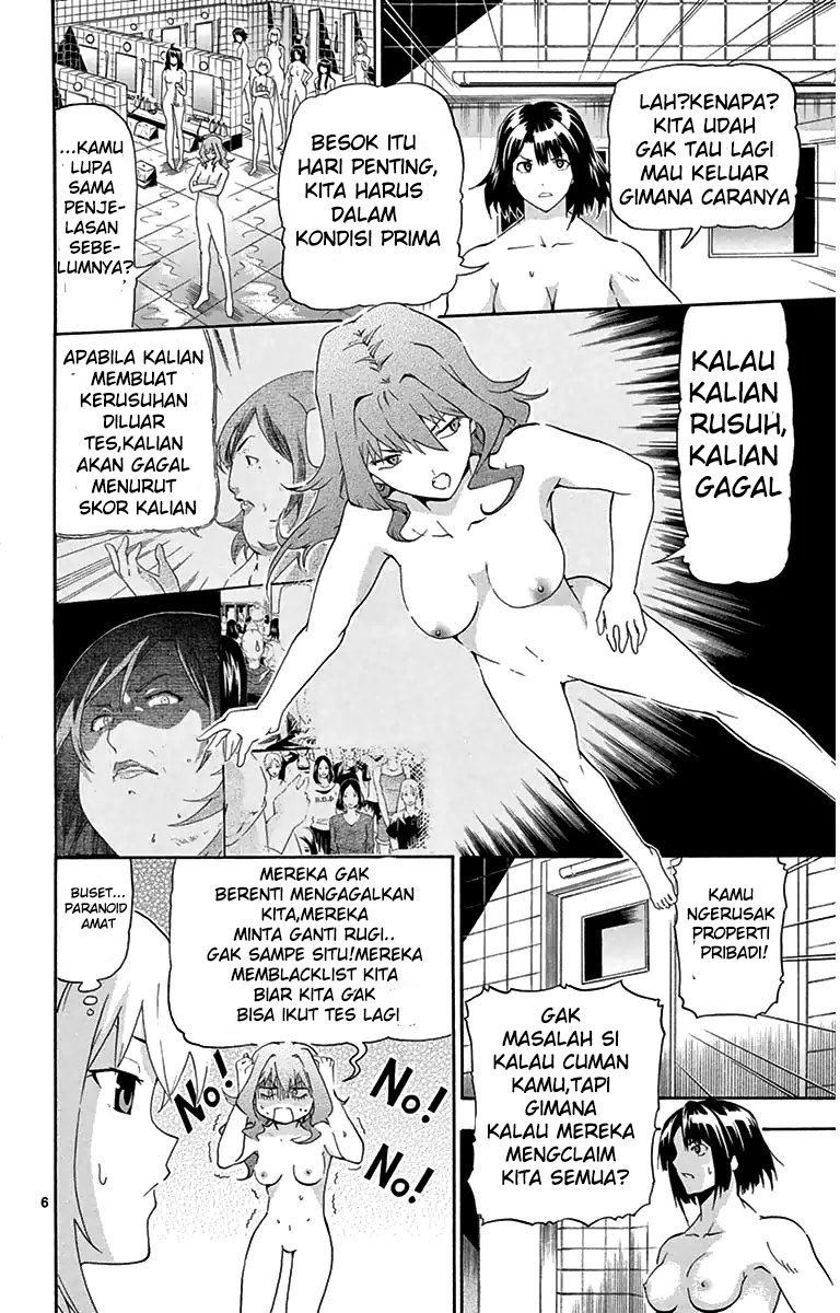Keijo!!!!!!!!: Chapter 11 - Page 6