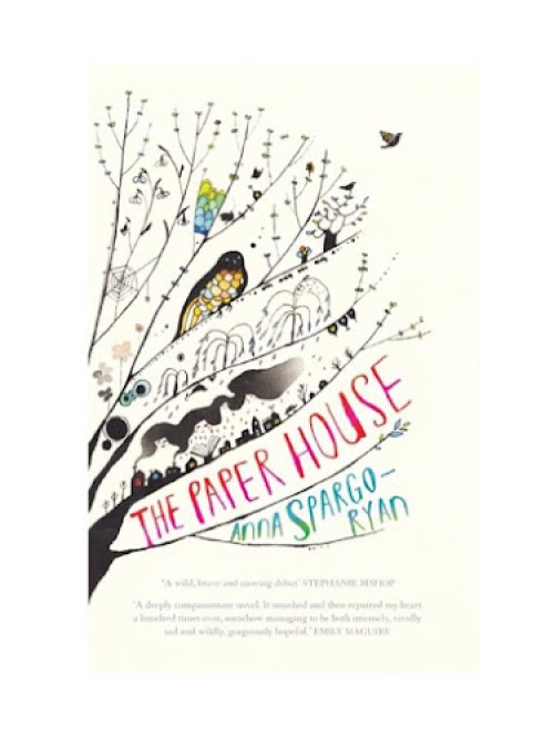 Anna Spargo Ryan The Paper House book