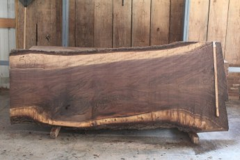 "532 Walnut -2  10/4 x  42"" x  30"" Wide x 8' Long"