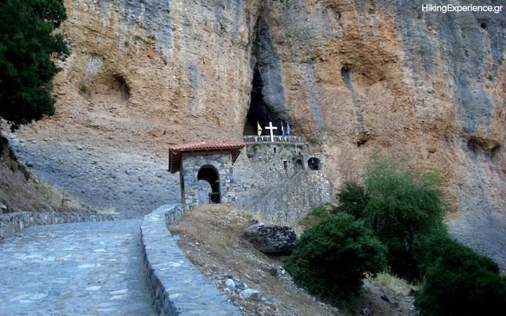 Η Παναγία του Βράχου στον Κάτω Ταρσό Κορινθίας – HikingExperience.gr