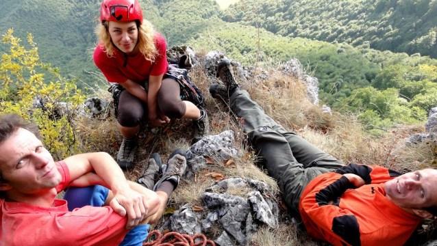 alpinism Diedrul Corbilor