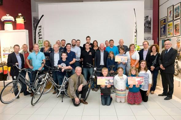 winnaars van de hoofdprijzen West-Vlaanderens Mooiste 2012