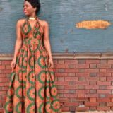 african ankara maxi dresses 2016