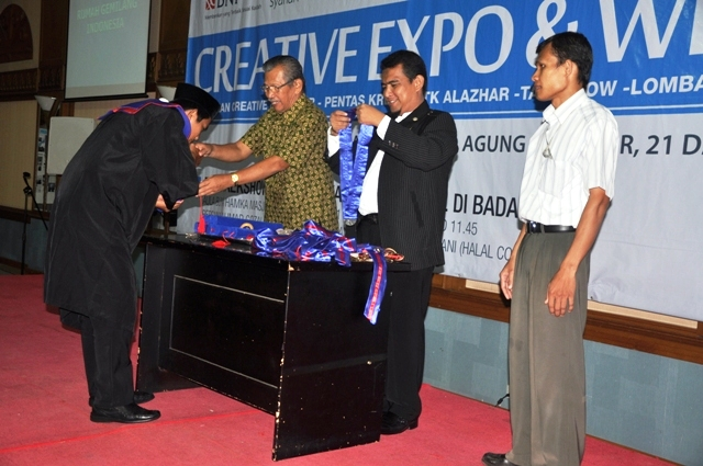 Wisuda dan Kreatif Expo angkatan ke 6 - DSC_0197.JPG