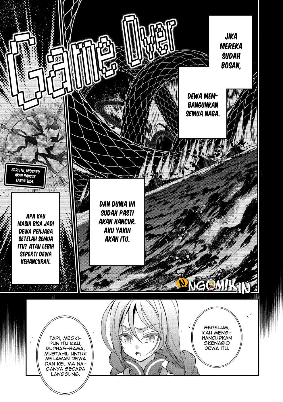 Yasei no Last Boss ga Arawareta: Chapter 20 - Page 15