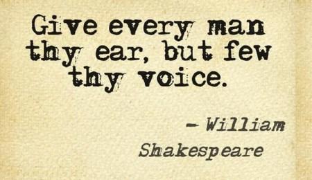 Kết quả hình ảnh cho Shakespeare quotes