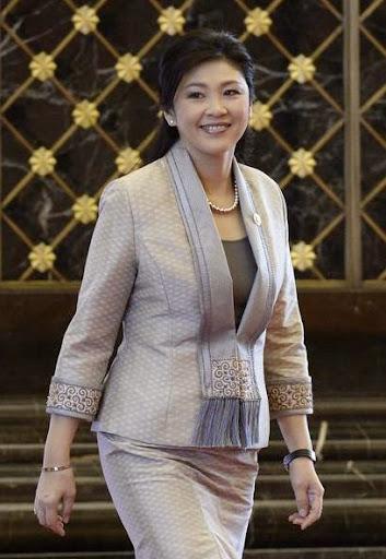 Yingluck Shinawatra Photos