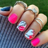 fashion nail art trends styles 2017