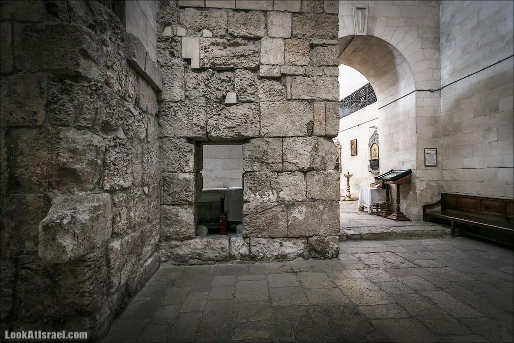 Церковь Александра Невского в Иерусалиме. Александровское подворье   Alexander Nevski Church in Jerusalem   LookAtIsrael.com - Фото путешествия по Израилю