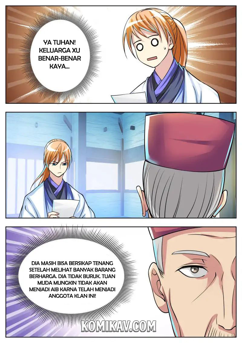 The Top Clan Leader In History: Chapter 44 - Page 11