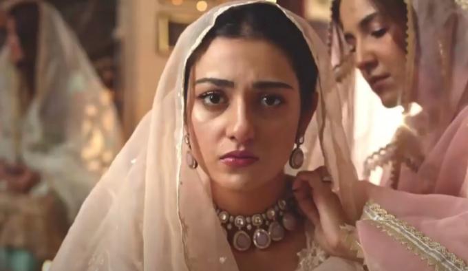 Sara Khan and Anushy Abbasi to Star in the drama Raqs e Bismal