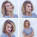 trendy short medium length haircuts 2015